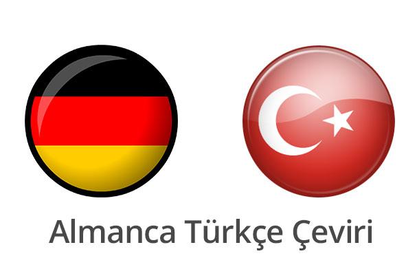 almanca türkçe çeviri ve tercümanlık
